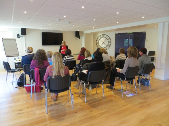 Women Mean Business Events, Exeter and Exmouth Devon